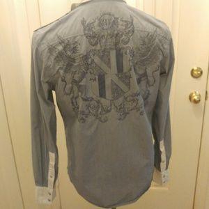 IHC Western Men's Shirt Size Medium